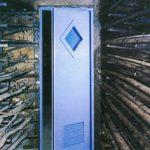 drzwi przeciwpożarowe wahadłowe